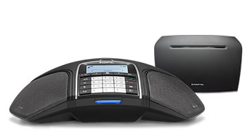 Konftel 300Wx IP with IP DECT10 BASE