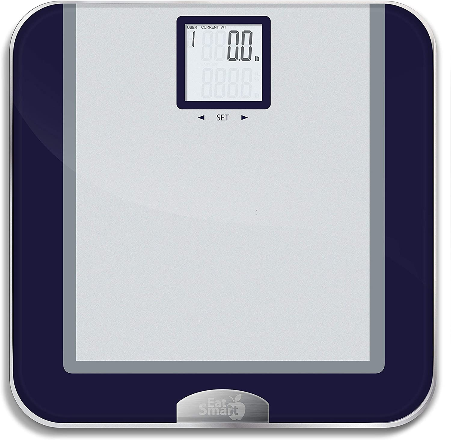 Digital Bathroom Scale 400 lbs Capacity